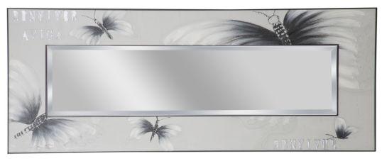 SPECCHIO DA MURO FLYS CM 150X3,8X60 (SPECCHIO MOLATO CM 120X30)
