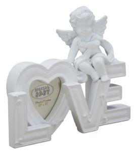 CORNICE BABY LOVE CM 15X5,5X12,5 (MISURA INTERNA CM 5X5) MIN 3