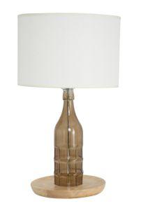 LAMPADA DA TAVOLO BOUTEILLE CM Ø 30X52,5