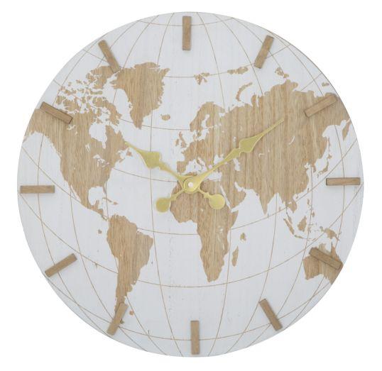 OROLOGIO WHITE WORLD CM Ø 39,5X4