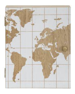 P/CHIAVI WHITE WORLD CM 17X5X22 MIN 2