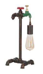 LAMPADA DA TAVOLO MANHATTAN -A- CM 15X18X42