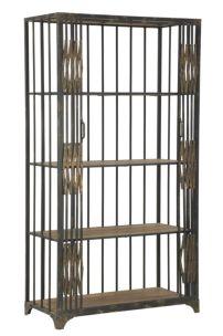 LIBRERIA ELEVATOR CM 91,5X43,5X168