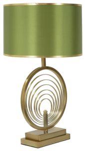 LAMPADA DA TAVOLO GLAM OBLIX CM Ø 38X65