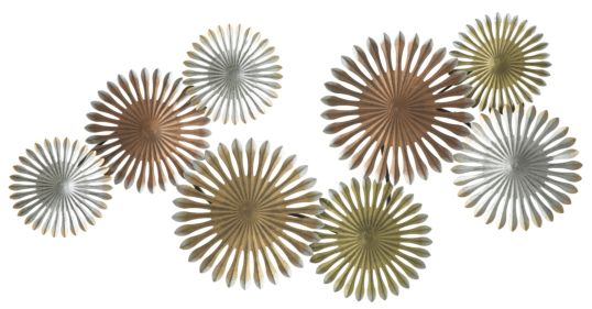 PANNELLO IN FERRO OXY -A- CM 110,5X5X53