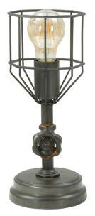LAMPADA DA TAVOLO INDUSTRY CM Ø 12,5X30,7 MIN 2