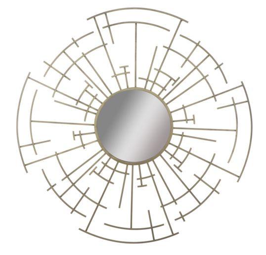 SPECCHIO DIXY CM Ø 105X2 (MISURA SPECCHIO CM Ø 32,5)