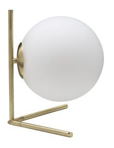LAMPADA DA TAVOLO GLAMY LOW CM 25X25X27
